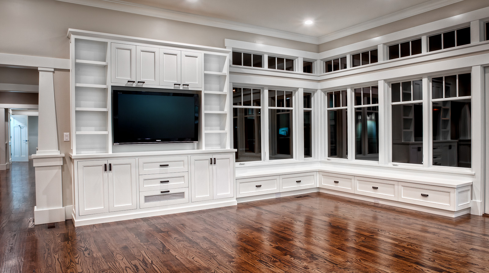Custom Home Entertainment Design And